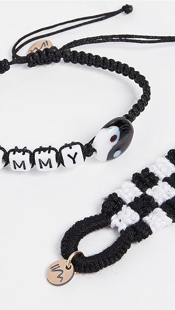 Maison Irem Mommy Bracelet Set