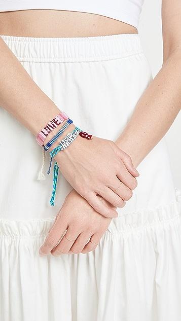 Maison Irem Sun Kissed Bracelet Set