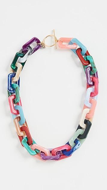 Maison Irem Colorful Necklace