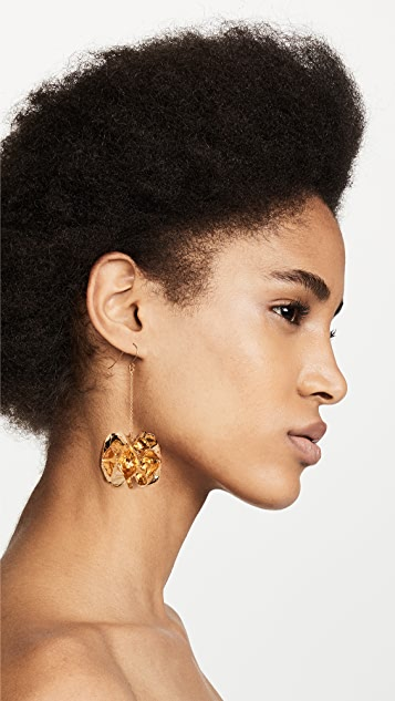 Mirit Weinstock Honeycomb Stud & Earring Set