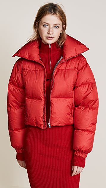 M I S B H V Six Years Down Jacket