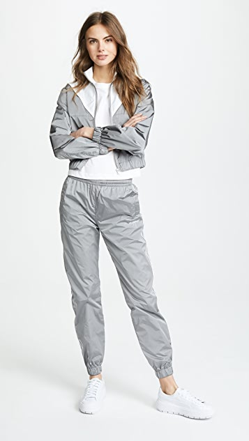M I S B H V Logo Track Pants