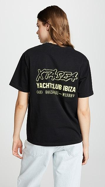 M I S B H V Ibiza Regular Tee