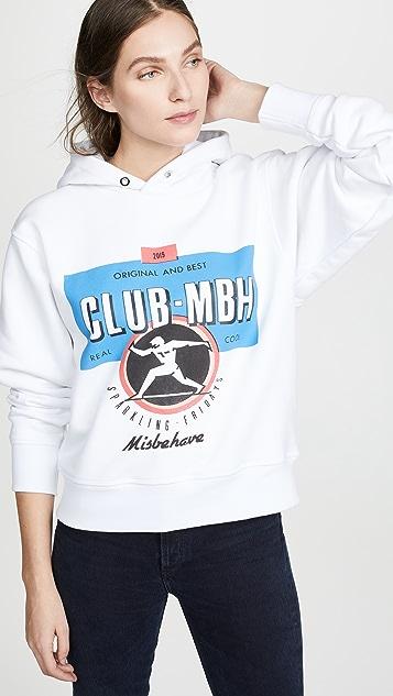 M I S B H V Club MBH Hoodie