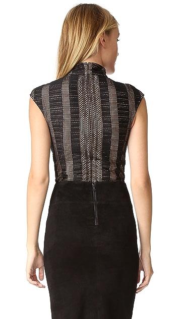Misha Collection Giulia Lace Bodysuit