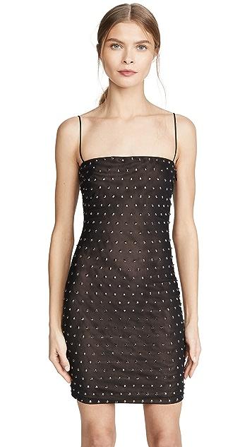 Misha Collection Halsey 连衣裙