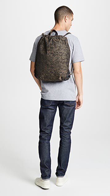 Mismo M/S Drawstring Bag