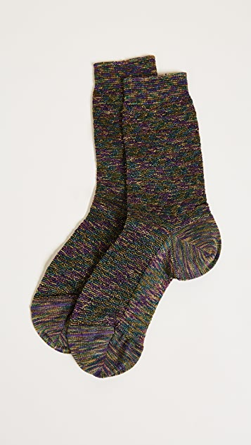 Missoni Woven Trouser Socks