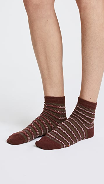 Missoni Ankle Sock Box Set of 3