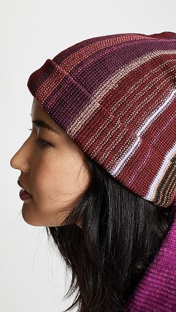 Missoni Narrow Striped Hat