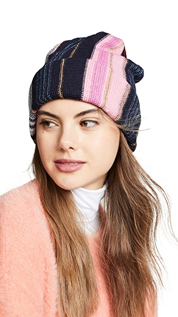 Missoni Narrow Striped Hat