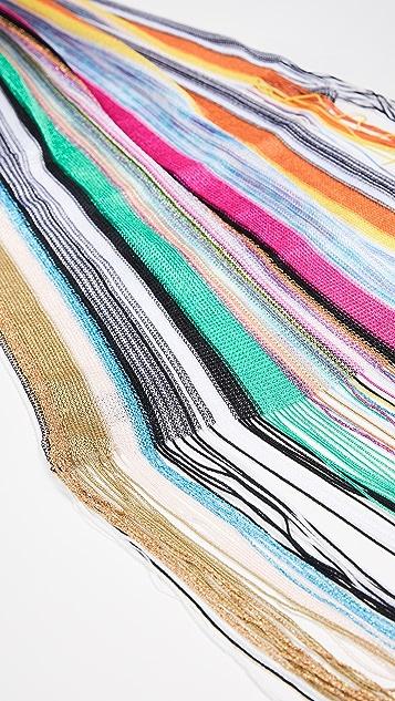Missoni Rainbow Scarf