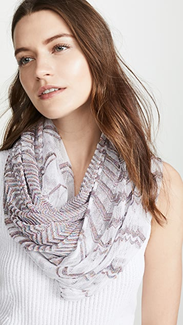 Missoni Scarf - Nimbus Cloud