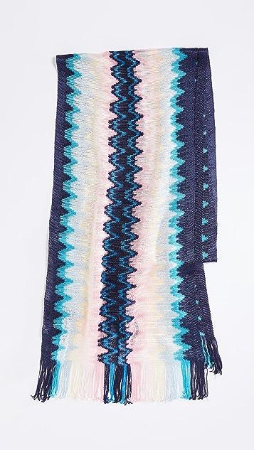 Missoni 围巾