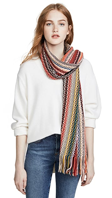 Missoni Small Zigzag Scarf