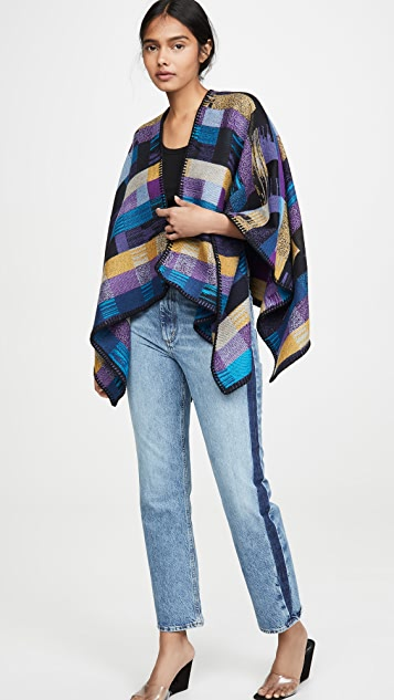Missoni Multi Cape