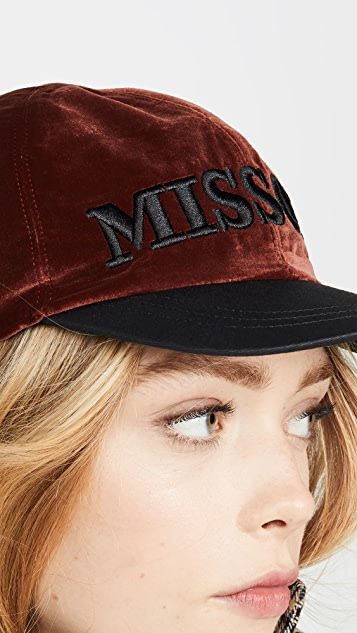 Missoni Missoni Baseball Cap