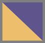 黄色多色/薰衣草紫色