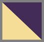 多色黄色/紫色