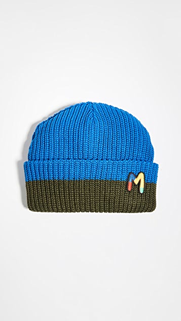 Missoni Missoni 缝线针织帽
