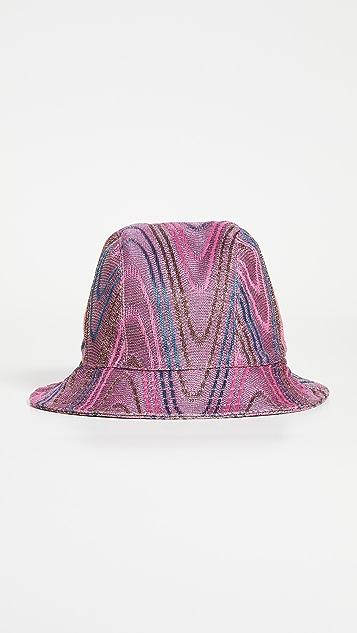 Missoni 渔夫帽