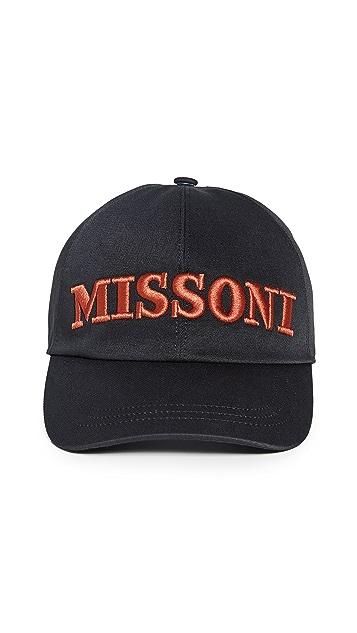 Missoni Logo Cap