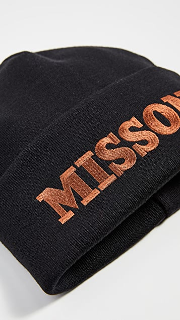 Missoni Logo Beanie