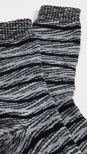 Missoni Stripe Printed Socks