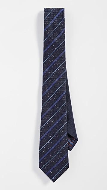 Missoni Mottled Striped Tie