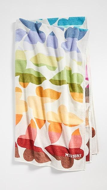 Missoni Jamelia Beach Towel