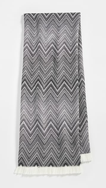 Missoni Timmy Throw Blanket