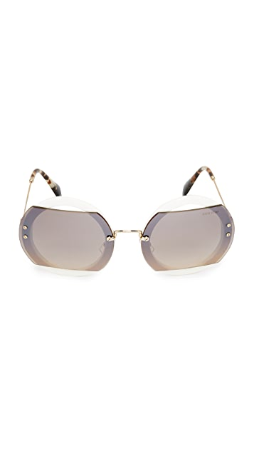 Miu Miu Reveal Sunglasses
