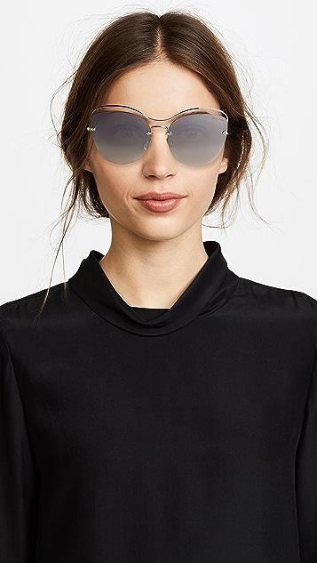 Miu Miu Evolution Sunglasses