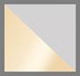 Pale Gold/Violet Silver