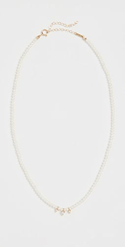 Mizuki - 14k 全珍珠项链