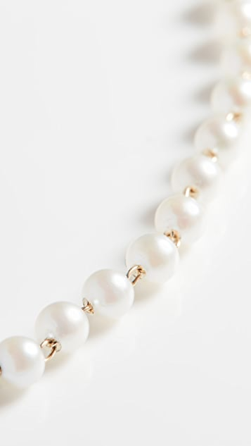 Mizuki Baby Akoya Pearls Necklace