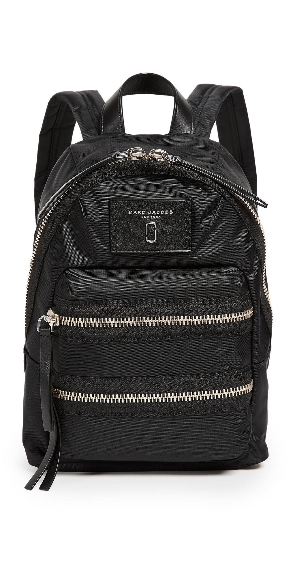 The Marc Jacobs Mini Nylon Biker Backpack