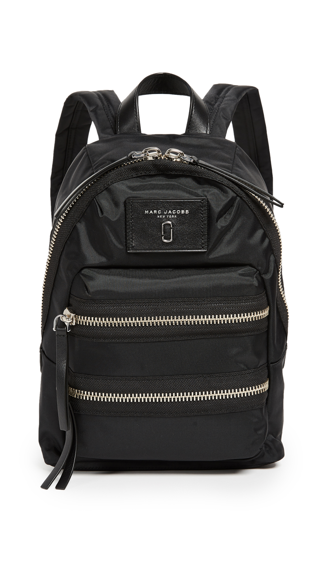 The Marc Jacobs Mini Nylon Biker Backpack