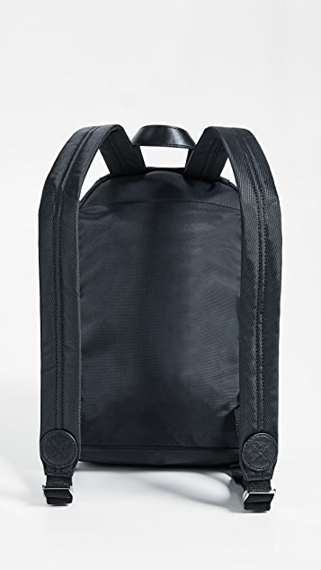 Marc Jacobs Миниатюрный нейлоновый рюкзак в байкерском стиле