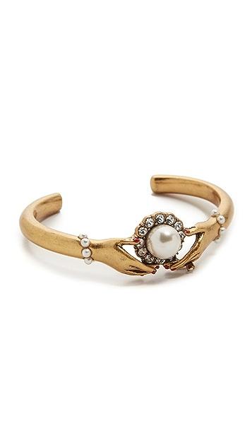 Marc Jacobs Hand Cuff Bracelet