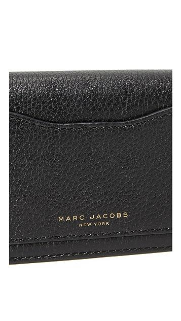 Marc Jacobs Recruit Open Face Wallet