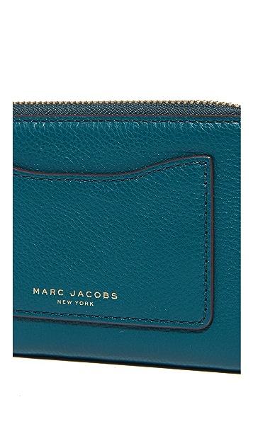 Marc Jacobs Recruit Zip Phone Wristlet