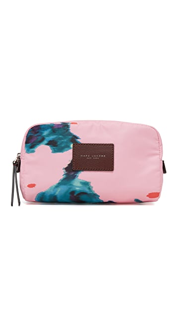Marc Jacobs B.Y.O.T Brocade Floral Large Cosmetic Case