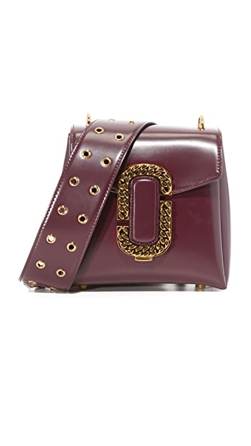 fcd85a67f6df Marc Jacobs St. Marc Small Top Handle Bag