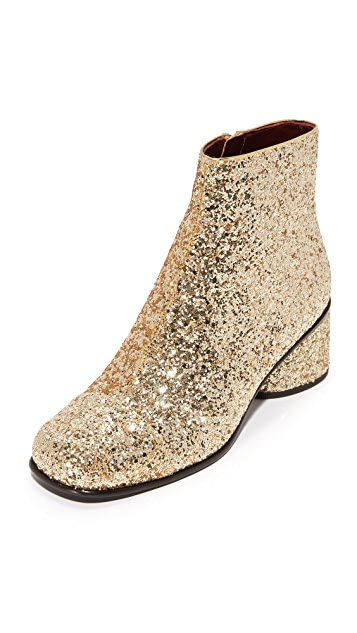 The Marc Jacobs Camilla Ankle Booties