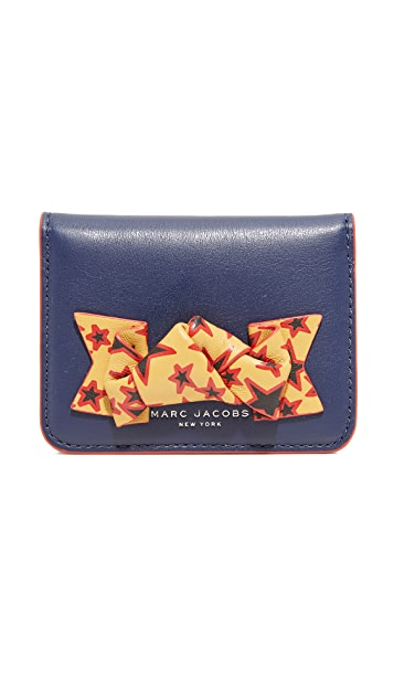 Marc Jacobs Bow Card Case
