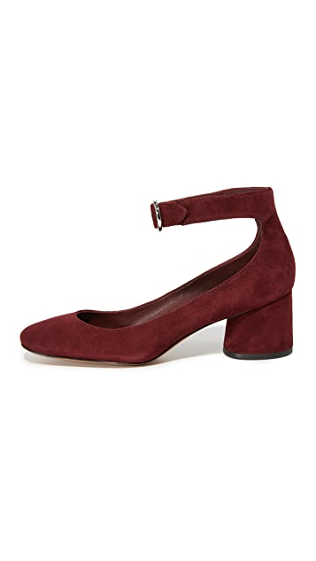 Marc Jacobs Kerry Ankle Strap Pumps