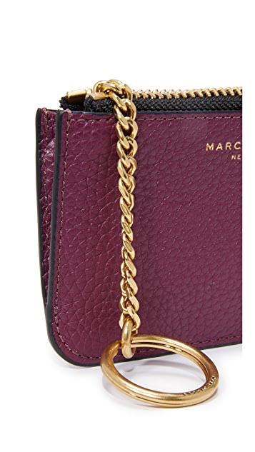 Marc Jacobs Gotham Key Pouch