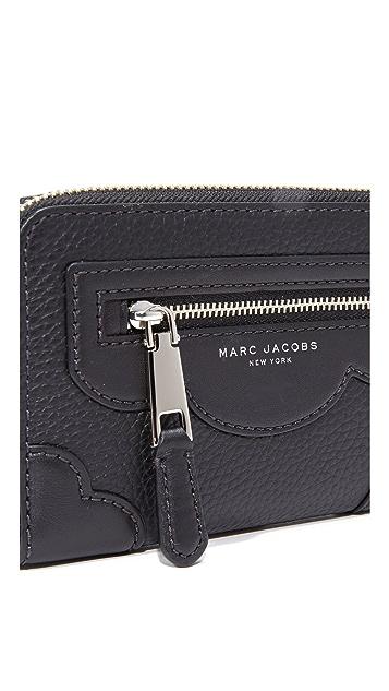 The Marc Jacobs Haze Zip Phone Wristlet