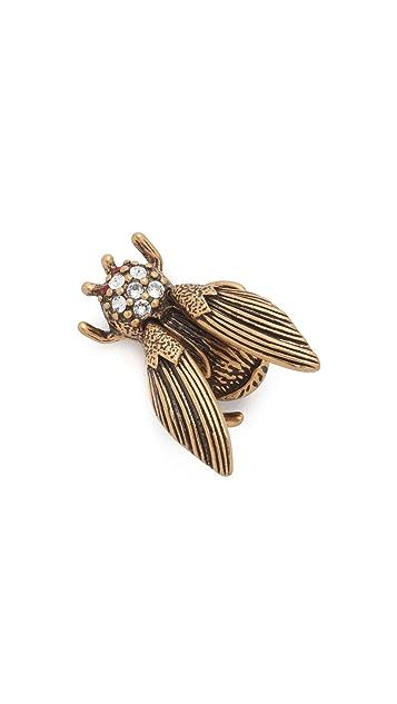 Marc Jacobs Beetle Brooch Pin
